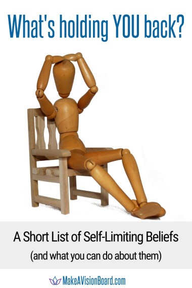 A Short List of Self-Limiting Beliefs - And what you can do about them