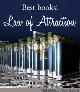 Best Law of Attraction Books - https://www.makeavisionboard.com