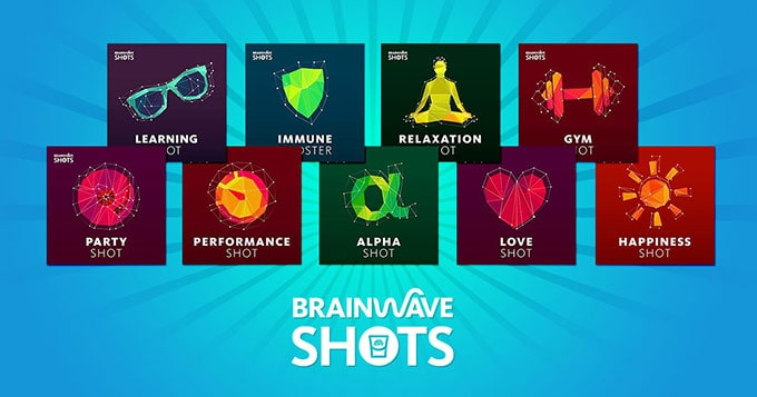 BrainWave Shots - find out more at https://www.makeavisionboard.com/vision-board-apps/