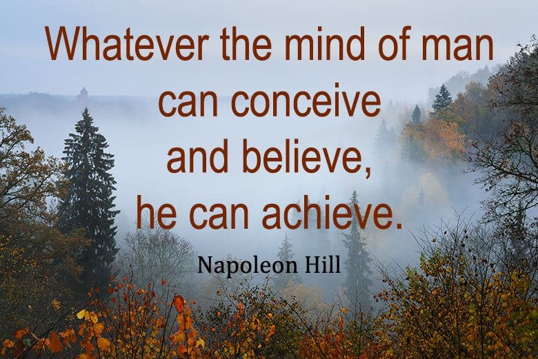Napoleon Hill - The Mind of Man - https://www.makeavisionboard.com