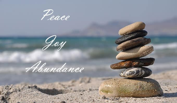 Wishing you peace, joy, and abundance every day - https://www.makeavisionboard.com