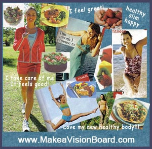 Vision Board Topic Ideas