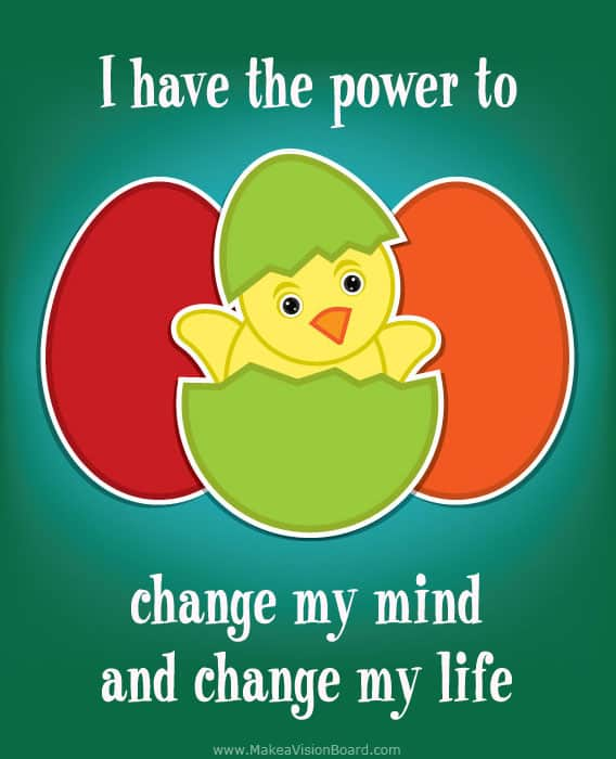 I have the power to... Weight Loss Affirmations at https://www.makeavisionboard.com