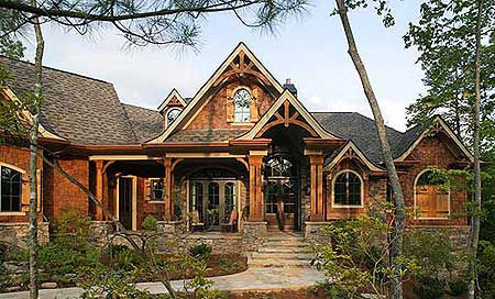 Mountain Home Plans - Manifesting your dreams at https://www.makeavisionboard.com/build-your-dream-home-thoughts-on-the-emotion-in-the-intention/