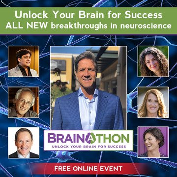 Free Brainathon Oct. 6, 2018 - Click Here to Register