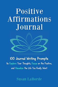 Positive Affirmations Journal - click to see it at Amazon