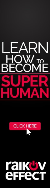 Learn how to become superhuman - click here to discover the Raikov Effect