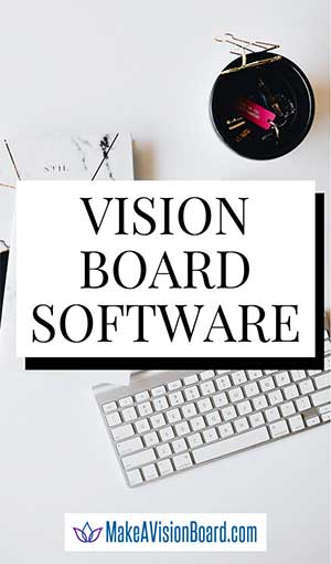See the best vision board software and what works even better at https://www.makeavisionboard.com/vision-board-software/