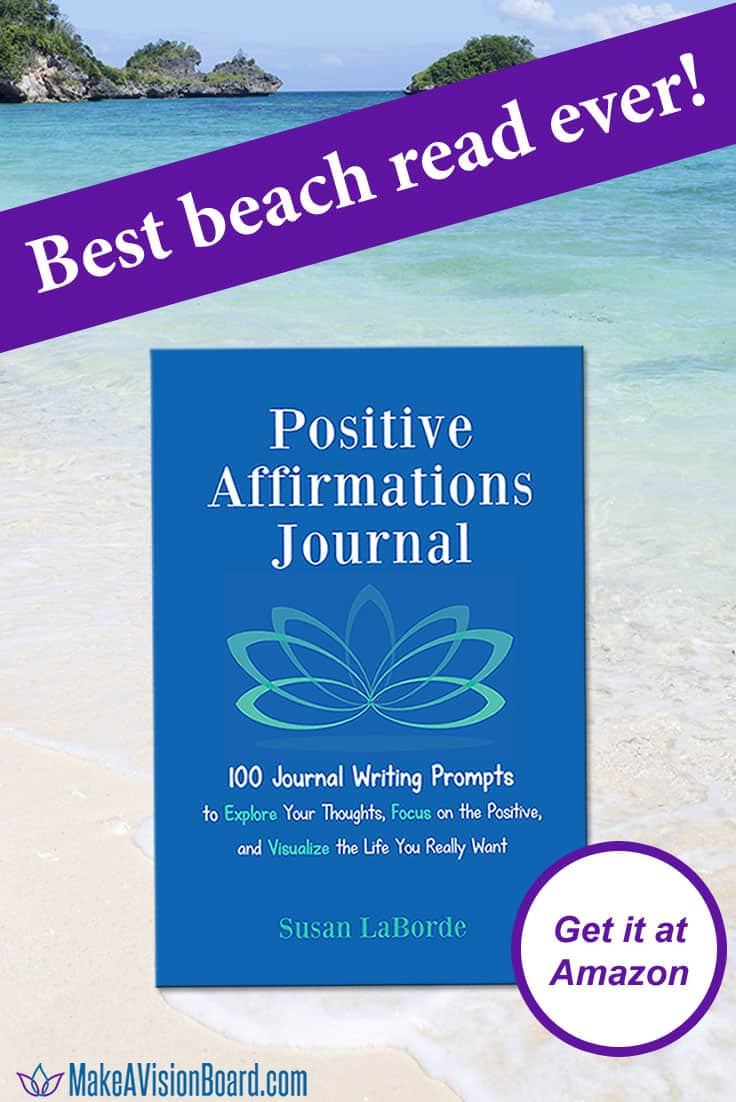 Best Beach Read Ever - Positive Affirmations Journal
