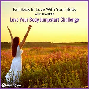 Love Your Body Jumpstart Challenge - It's Free! Click to find out more