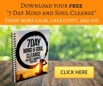 Download Free 7 Day Mind Soul Cleanse - Click here!