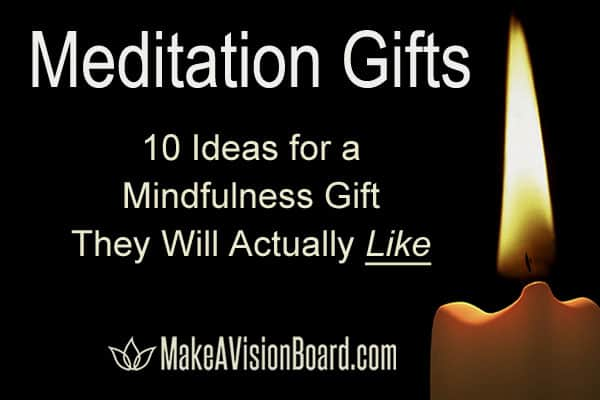 Meditation Gifts - 10 Ideas for a Mindfulness Gift They Will Actually Like