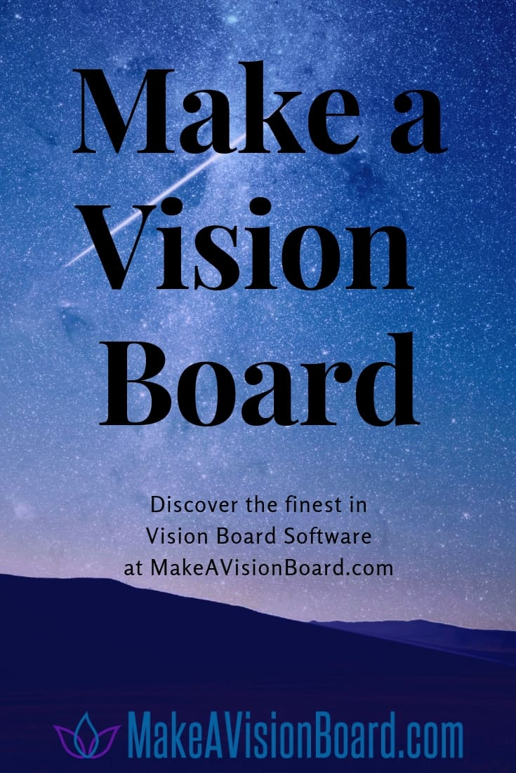 Make A Vision Board with the Best Online Vision Board Software