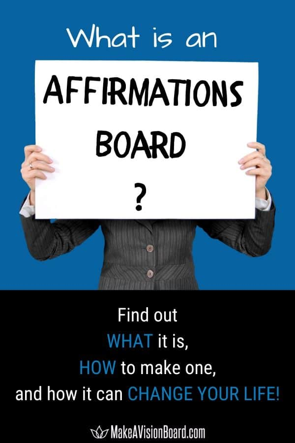 What is an Affirmations Board?