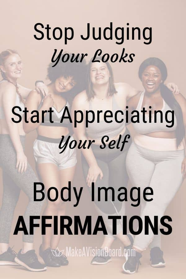 Body Image Affirmations