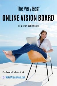Online Vision Board -The Best Vision Board Software!