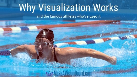 Why Visualization Works and the famous athletes who've used it